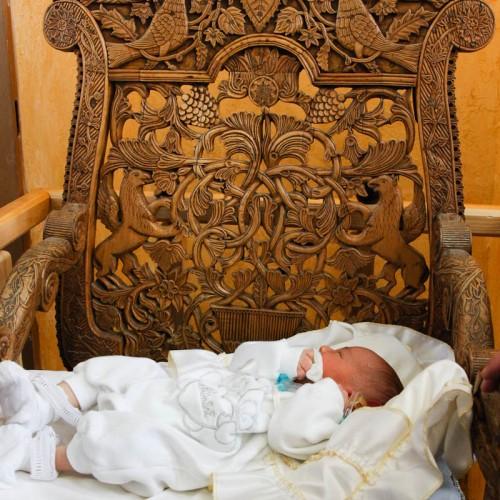 כיסא של רבי נחמן מברסלב,תינוק,ברית מילה