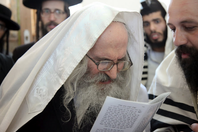 Photo of ליקוטי תפילות לח