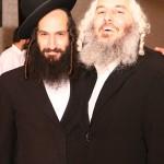 """הרב ישראל כהן נ""""י. והר' עמיאל המנהל"""