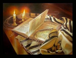 מצוות טלית תפילין תורה