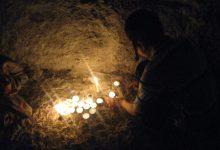 נר נשמה בקברי צדיקים