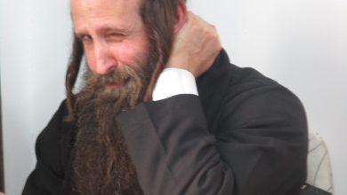 הרב ישראל גרין,חסידי ברסלב