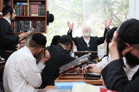 שיעור תורה ,ישיבת ברסלב