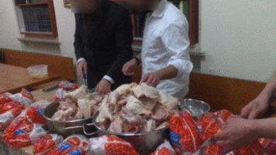 Photo of סעודת עניים לזכותו של הושע בן בארי
