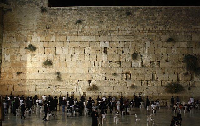 Photo of תפילה לבנית בית המקדש